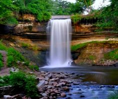 Beautiful+Waterfall+-+Waterfalls+Wallpaper+ID+2323710+-+Desktop+Nexus+Nature