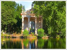 Temple of Aesculapius, via Flickr.
