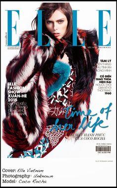 Top Covers: December 2014 http://www.mariodelarenta.com/2014/12/top-covers-december-2014.html
