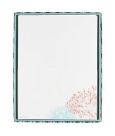 Letter Paper − Coral Reef - $11