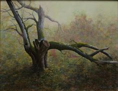 Featured Artist: Mark Meunier works in Egg Tempera