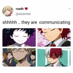 The Effective Pictures We Offer You About Memes de amor A quality picture can tell you many things. You can find the most beautiful pictures that can be presented to you about Memes brasileiros in thi My Hero Academia Shouto, Hero Academia Characters, Film Anime, Anime Art, Boko No, A Silent Voice, Ichimatsu, Boku No Hero Academy, Stupid Funny Memes