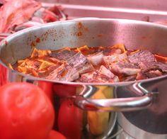 Gazpacho de Bonito | Caldo de Caldero Peix de Santa Pola