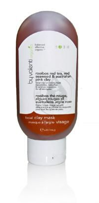 Rooibos Red Tea, Red Seaweed and Australian Pink Clay Facial Clay Mask