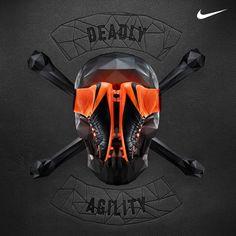 413de4067 Stefans Soccer - Wisconsin - Nike Hypervenom Phantom II Tech Craft Fg -  Black / Total Orange - Released August 13, 2015
