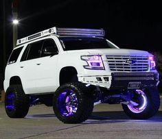 Lifted Chevy Trucks, Gmc Trucks, Yukon Truck, Lifted Tahoe, Chevy Silverado 2500, Lowrider Trucks, Custom Chevy Trucks, Custom Muscle Cars, Show Trucks