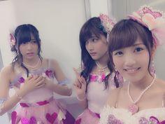 Iriyama Anna, Kato Rena, Mogi Shinobu