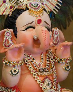 Image may contain: 3 peopl Shri Ganesh Images, Ganesha Pictures, Ganesh Rangoli, Ganesh Bhagwan, Ganpati Bappa Wallpapers, Happy Ganesh Chaturthi Images, Baby Ganesha, Ganesh Lord, Ganesh Idol