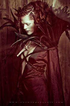 Jörd (Fjörgyn) a Norse Goddess || AcquireGarms.com