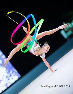 Arina Averina (Russia), World Cup (Baku) 2017