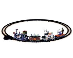 Lemax Spooky Town R.I.P. Railroad Battery Operated # 14380