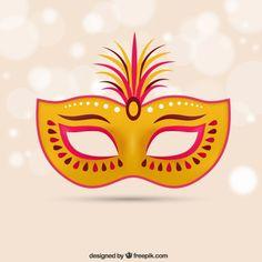 Mascara Carnaval