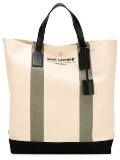 Shop Saint Laurent beach shopping tote  in Minetti from the world's best independent boutiques at farfetch.com. Shop 300 boutiques at one address.