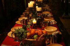renaissance banquet table - Google Search