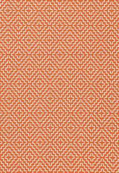 Love the color and the pattern of this fabric!