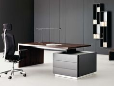 Contemporary Desk Designs have to have it. nexera liber-t computer desk with filing cabinet