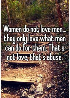 #mgtow #truth I believe this the older I get