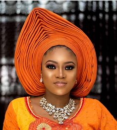 Hey Fashionistas, Congrats on your next wedding party. Today we look critically at top Gele style to make our next wedding fabulous. These are well African Hair Wrap, African Head Wraps, African Wear, African Attire, African Fashion Dresses, African Dress, African Style, Afro, Hair Wrap Scarf