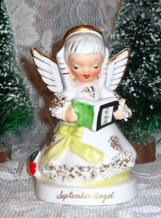 Napco September Birthday Angel