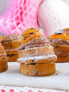 Een fijne gastblog van Susan Aretz met heerlijke chocolade en sinaasappel cakejes die perfect zijn voor elk feestje!