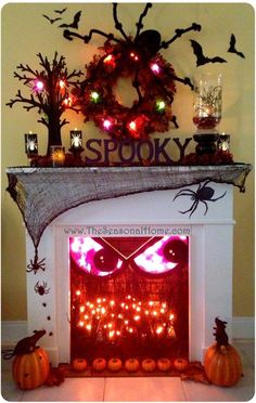 Halloween is coming, which means you've probably started decorating your home for Autumn. If you need some inspiration, check out our blog for creative ways you can decorate your fireplace or mantel!