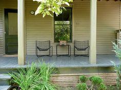gorgeous refurbished deck furniture