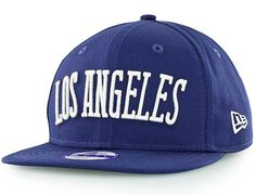 Los Angeles Dodgers Word Kids 9Fifty Snapback Cap by NEW ERA x MLB