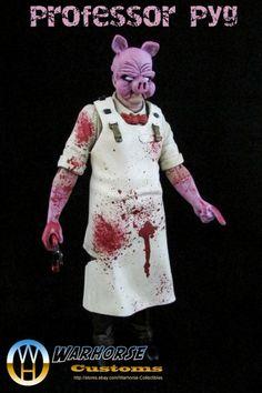 Professor Pyg Custom Action Figure