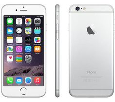 IPHONE 6 16GB SILVER FACTORY UNLOCKED! APPLE 6 16 GB WHITE GSM NEW FAST! | eBay
