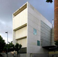 Patio Herreriano Museo de Arte Contemporaneo, Valladolid