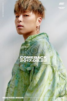 iKON New Kids: Begin - Junhoe