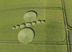 06/06/2016 - Crop circle at Hoeven, Netherlands