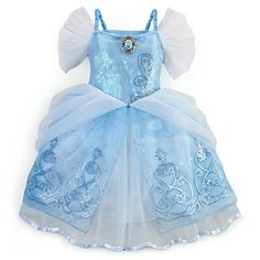 $34.50 Cinderella Costume for Girls | Costumes & Costume Accessories | Disney Store
