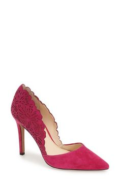 JessicaSimpson 'Cassel' Pump(Women) available at #Nordstrom