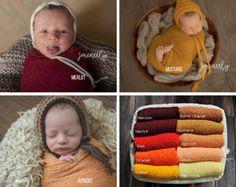 Abrigo punto abrigo del recién nacido Prop foto recién
