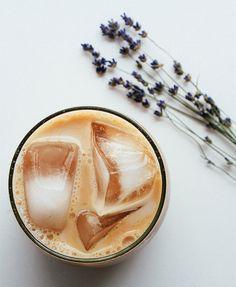 Lavender Chai tea.