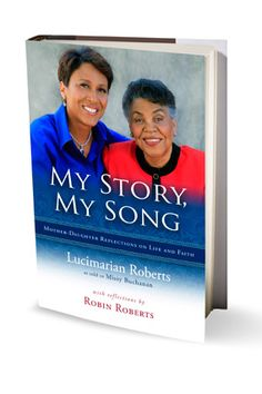 "Want to read this. Recommended by Gayle King in ""O"" magazine. (I love Robin Roberts!)"