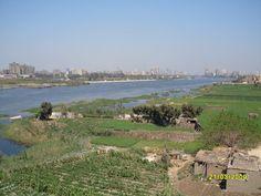 Riu Nil, El Caire, Egipte.