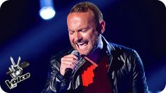 Kevin Simm performs 'Chandelier' - The Voice UK 2016: Blind Auditions 4
