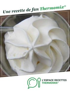 Schnelle Mascarpone Chantilly von Ein Fanrezept in . - My CMS Meringue Desserts, No Cook Desserts, Easy Desserts, Delicious Desserts, Pavlova, Appetizer Recipes, Soup Recipes, Junk Food, Dessert Pots