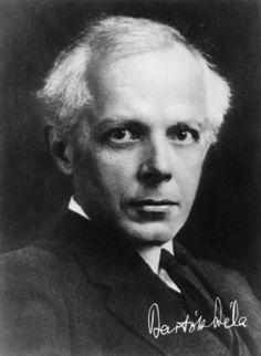 Bela Bartok, hungarian composer