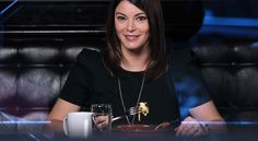 Gail #Simmons: 'Working - and Talking - with my mouth full' | Read the #interview - http://www.finedininglovers.com/stories/top-chef-just-desserts-gail-simmons-interview/