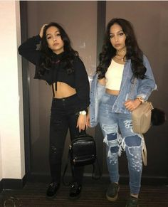 SiAngie Twins Ripped Jeans, Pants, Fashion, Tattered Jeans, Moda, Shredded Jeans, Fasion, Trousers, Destroyed Jeans