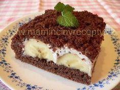 Krtkův dort na plechu Red Velvet Cheesecake, Bon Appetit, Sweet Recipes, Tiramisu, Ham, Sweet Tooth, Food Porn, Food And Drink, Cooking Recipes