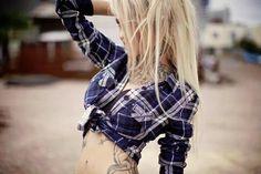 blonde - pretty blonde hair