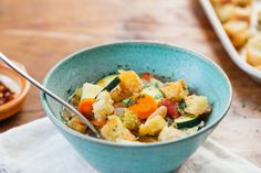 Recipe: Slow-Cooker Minestrone — Recipes from The Kitchn