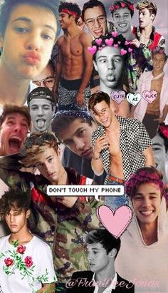 Image result for cameron dallas collage wallpaper