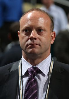 Chicago Blackhawks general manager Stan Bowman All Team c2f36fa83