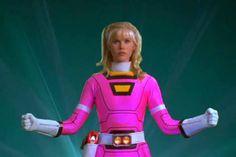 「power rangers rescue pink ranger cosplay」の画像検索結果