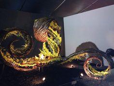 Turning Darkness into Light by Jennifer Murphy (Ireland) at the Singapore Garden Festival 2014